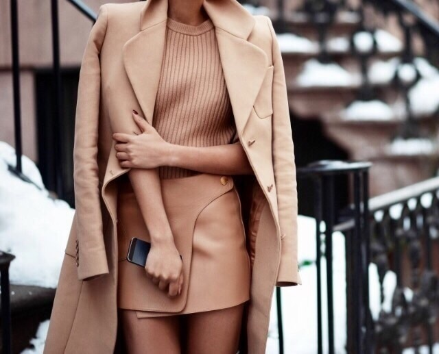 autumn, classy, and outfit image