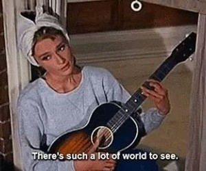 audrey hepburn, world, and experience image