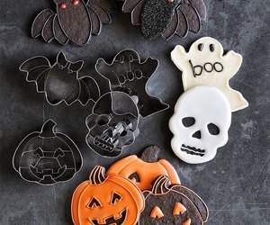 autumn, bats, and Cookies image