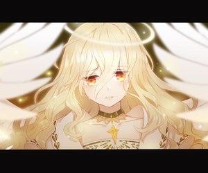 anime girl, art, and lovely image