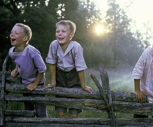 astrid lindgren, book, and boys image