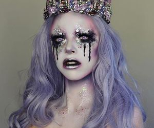 colorful, creepy, and cute image