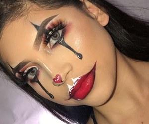 girl, goals, and Halloween image