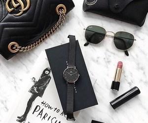 bag, daniel wellington, and fashion image