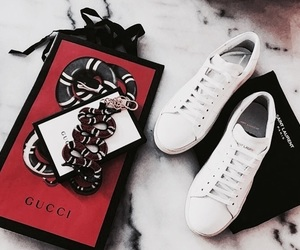 gucci, shoes, and aeshetic image