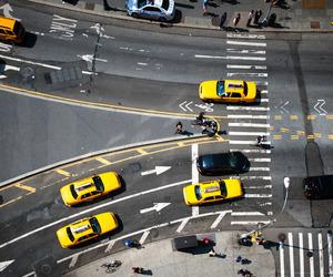 nyc, street, and urban image