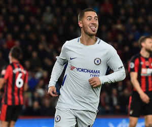 hazard and Chelsea image
