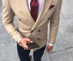 fashion, style, and gentleman image
