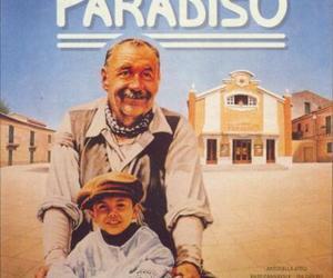 alfredo, cinema paradiso, and movie image