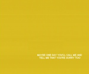 quotes, yellow, and Harry Styles image