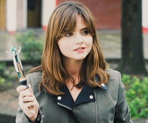 doctor who, jenna coleman, and clara oswald image