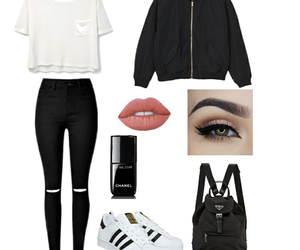 ideas, fashion, and outfit image