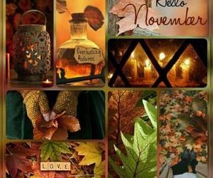 november, hello november, and hello months image