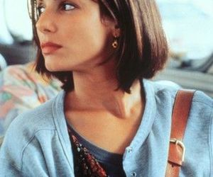 sandra bullock, 90s, and gorgeous image
