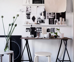 home, room, and Scandinavian image