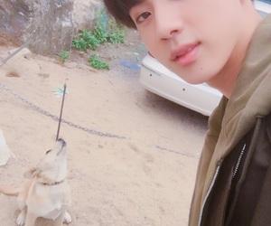 bts, jin, and seokjin image