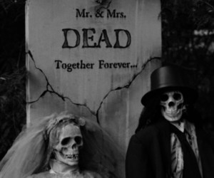 dead, forever, and together image