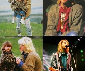 90's, grunge, and kurt cobain image