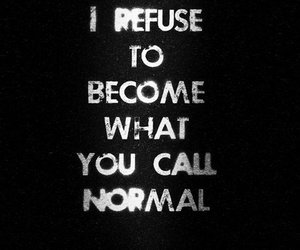 normal, quotes, and refuse image
