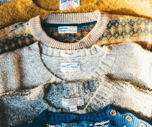 winter, autumn, and clothes image