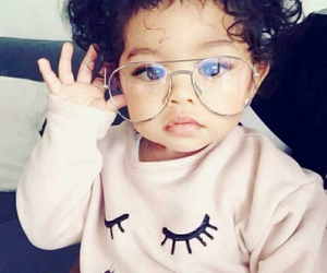 cute, baby, and beauty image