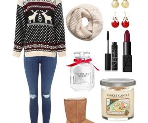 christmas, fashion, and motivation image