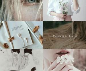 aesthetic, blonde, and blue eyes image