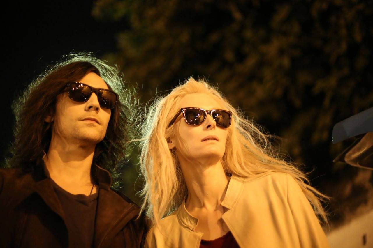 only lovers left alive, tom hiddleston, and vampire image
