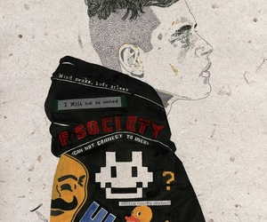 mr robot and rami malek image