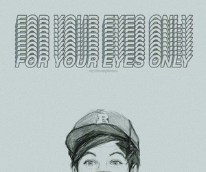 wallpaper and louis tomlinson image