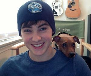 cody christian, boy, and pretty little liars image