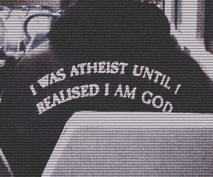 grunge, quotes, and god image