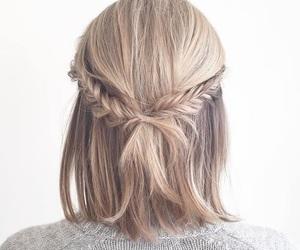 hair, girl, and fumikokawa image