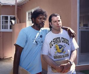 pulp fiction, movie, and film image