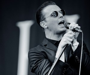hurts, theo hutchcraft, and black and white image