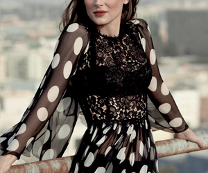 brunette, classy, and pretty image