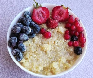 bowl, fitness, and FRUiTS image