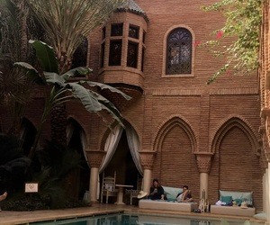 marrakech, moroccan, and morocco image