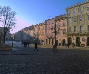 aesthetic, city, and lviv image