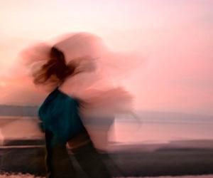 tumblr, pink, and grunge image