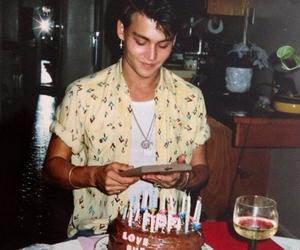 johnny depp, birthday, and boy image
