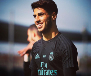football, real madrid, and marco asensio image