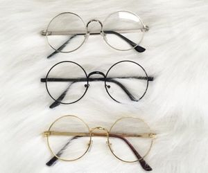 glasses, fashion, and style image