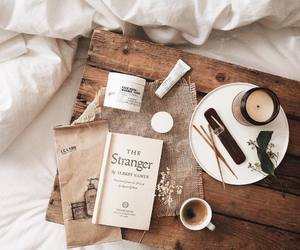 aesthetic, bedroom, and coffee image