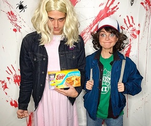 Halloween and stranger things image