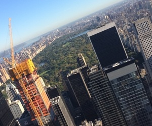 Central Park, holliday, and manhattan image