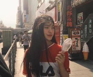 asian, girl, and ulzzang image