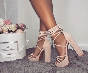 heels, high heels, and sandals image