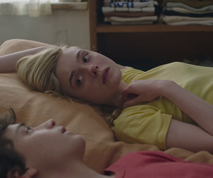 Elle Fanning and 20th century women image