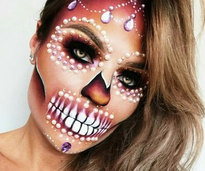 beauty, gorgeous, and Halloween image